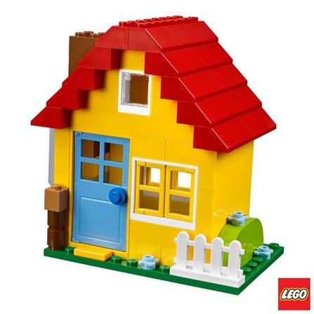 , Não se aplica, 03 meses, Lego