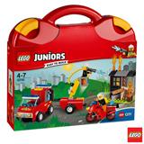 10740 - LEGO Juniors - Mala do Corpo de Bombeiros