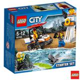 60163 - LEGO City - Conjunto Básico da Guarda Costeira