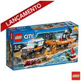 60165 - LEGO City - Unidade de Resgate 4 x 4
