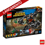 76086 - LEGO Super Heroes - Ataque ao Túnel do Knightcrawler
