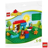 2304 - LEGO DUPLO - Base de Construção Verde Grande