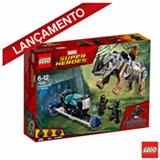 76099 - LEGO Super Heroes - Confronto de Rinoceronte na Mina