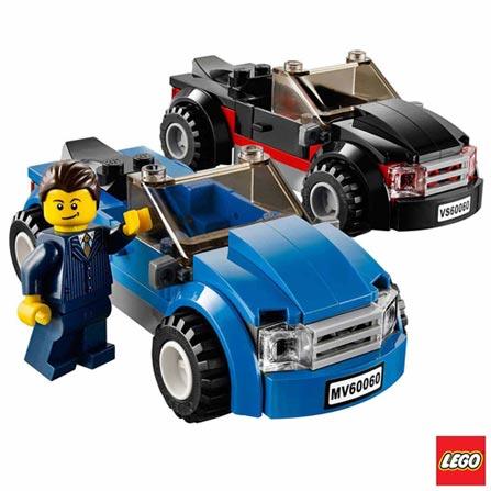60060 - LEGO City - Transporte de Automoveis, Não se aplica, A partir de 03 anos, 350, 03 meses, Lego