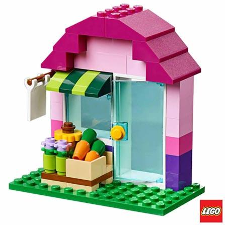 , Não se aplica, A partir de 04 anos, 221, 03 meses, Lego