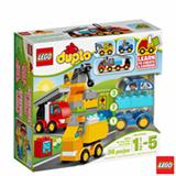 10816 - LEGO DUPLO My First - Os Meus Primeiros Veiculos