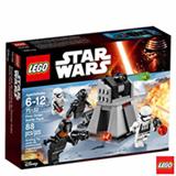 75132 - LEGO Star Wars - Pack de Combate da Primeira Ordem