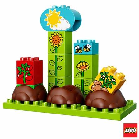 10819 - LEGO DUPLO My First - O Meu Primeiro Jardim, Não se aplica, A partir de 02 anos, 25, 03 meses, Lego