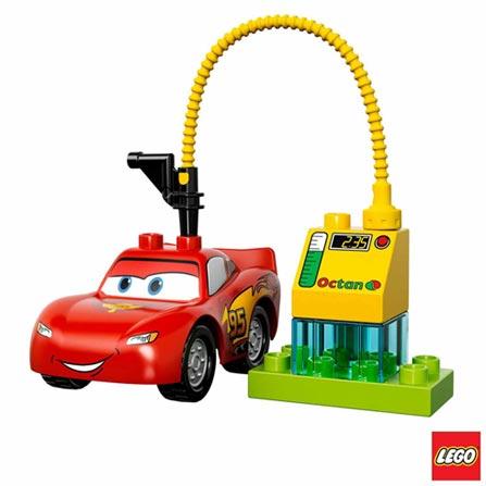 10600 LEGO DUPLO Brand Disney Pixar Cars Corrida Classica, Não se aplica, A partir de 02 anos, 29, 03 meses, Lego