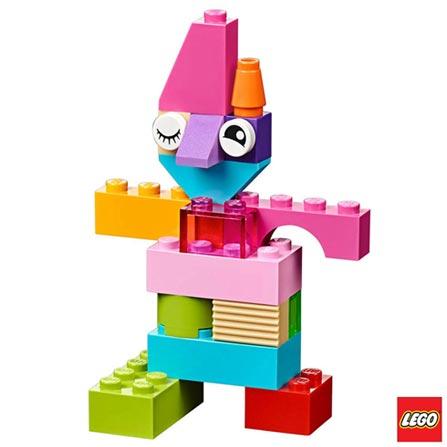 10694 - LEGO Classic - Suplemento Criativo e Colorido LEGO, Não se aplica, A partir de 04 anos, 303, 03 meses, Lego