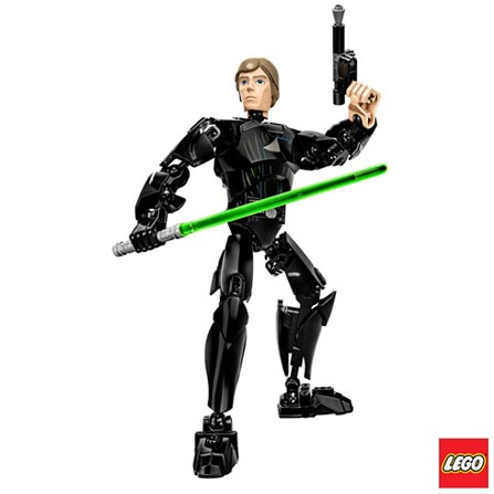 75110 - LEGO Star Wars Constraction Luke Skywalker, Não se aplica, A partir de 07 anos, 83, 03 meses, Lego