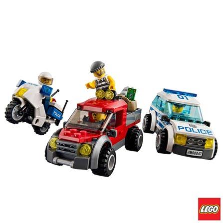 60047 - LEGO City - Distrito Policial, Não se aplica, A partir de 06 anos, 854, 03 meses, Lego