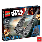75104 - LEGO Star Wars - Command Shuttle de Kylo Ren