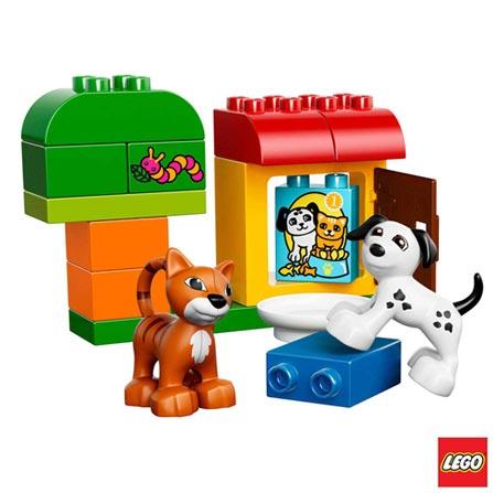 , Não se aplica, A partir de 02 anos, 30, 03 meses, Lego