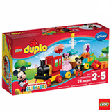 10597 - LEGO DUPLO - Brand Disney Cars O Desfile de Aniversario do Mickey e da Minnie