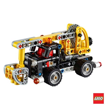 42031 - LEGO Technic - Grua Elevatoria, Não se aplica, A partir de 07 anos, 155, 03 meses, Lego
