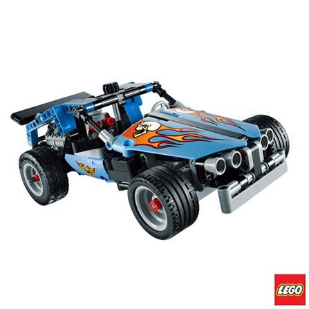 42022 - LEGO Technic - Hot Rod, Não se aplica, A partir de 09 anos, 414, 03 meses, Lego