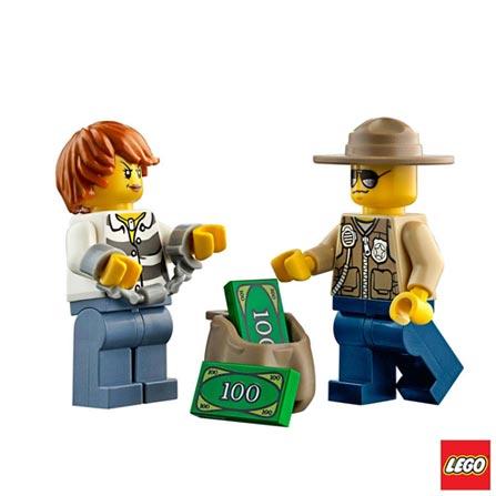 60067 - LEGO City Police - Perseguicao Helicoptero, Não se aplica, A partir de 05 anos, 253, 03 meses, Lego