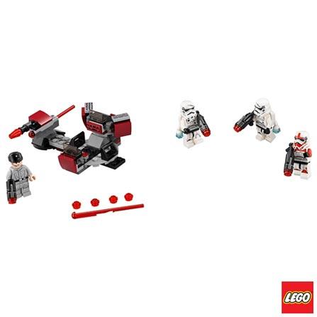 4988 LEGO 75134 - LEGO Star Wars - Pack de Combate do Imperio Galactico, Não se aplica, A partir de 06 anos, 109, 03 meses, Lego