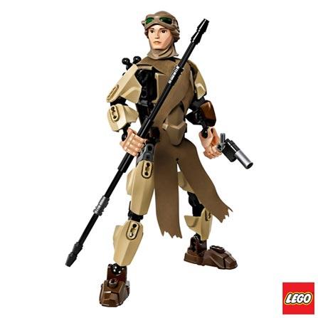 75113 - LEGO® Star Wars™ - Rey, Não se aplica, A partir de 07 anos, 84, 03 meses, Lego