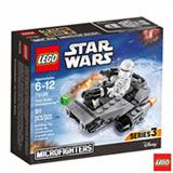 75126 - LEGO Star Wars - Snowspeeder da Primeira Ordem