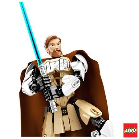 75109 - LEGO Star Wars Constraction Obi-Wan Kenobi, Não se aplica, A partir de 07 anos, 83, 03 meses, Lego