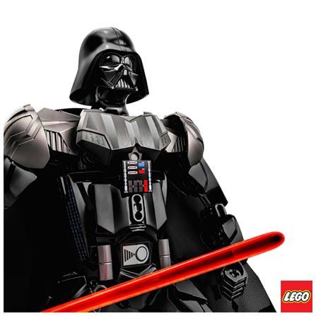 75111 - LEGO Star Wars - Constraction Darth Vader, Não se aplica, A partir de 09 anos, 160, 03 meses, Lego