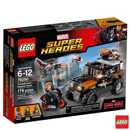 , Não se aplica, A partir de 06 anos, 179, 03 meses, Lego