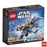 75125 - LEGO Star Wars - X-Wing Fighter da Resistencia