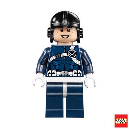 76036 - LEGO Super Heroes - Jato de Ataque da SHIELD, Não se aplica, A partir de 06 anos, 97, 03 meses, Lego