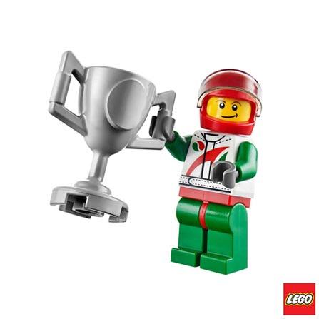 60053 - LEGO City - Carro de Corrida, Não se aplica, A partir de 05 anos, 100, 03 meses, Lego