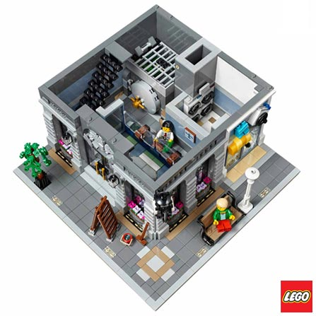 , Não se aplica, A partir de 16 anos, 2380, 03 meses, Lego