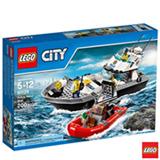 60129 - LEGO City - Barco de Patrulha da Policia