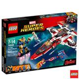 76049 - LEGO Super Heroes - Missao Espacial de Vingadores