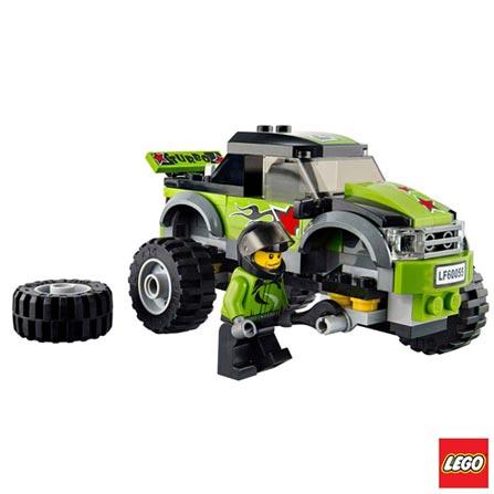 60055 - LEGO City - Monster Truck, Não se aplica, A partir de 05 anos, 78, 03 meses, Lego