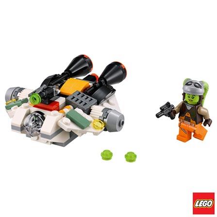 75127 - LEGO Star Wars - The Ghost, Não se aplica, A partir de 06 anos, 104, 03 meses, Lego