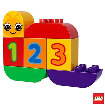 10831 - LEGO DUPLO My First - O Meu Primeiro Caterpilar, Não se aplica, A partir de 02 anos, 19, 03 meses, Lego