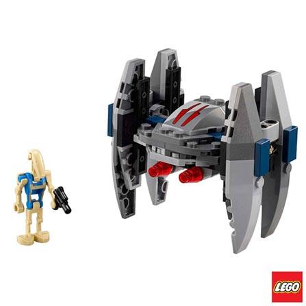 75073 - LEGO Star Wars - Vulture Droid, Não se aplica, A partir de 06 anos, 77, 03 meses, Lego