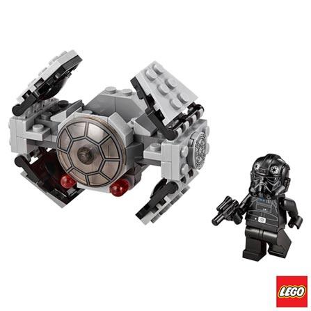 75128 - LEGO Star Wars - TIE Advanced Prototype, Não se aplica, A partir de 06 anos, 93, 03 meses, Lego