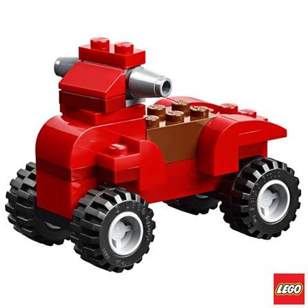 10696 - LEGO Classic - Caixa Media de Pecas Criativas LEGO, Não se aplica, A partir de 04 anos, 484, 03 meses, Lego