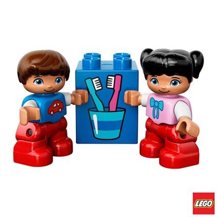 10616 - LEGO DUPLO - Minha Primeira Casa de Brinquedo, Não se aplica, A partir de 02 anos, 25, 03 meses, Lego