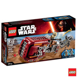 75099 - LEGO Star Wars - Speeder da Rey
