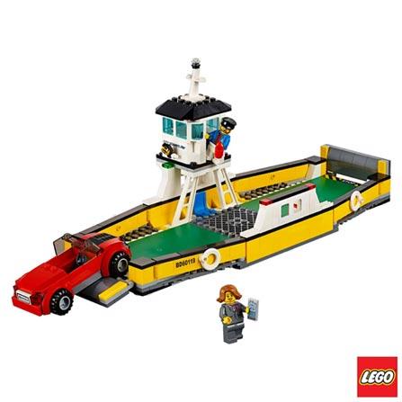 60119 - LEGO City - Balsa, Não se aplica, A partir de 06 anos, 301, 03 meses, Lego