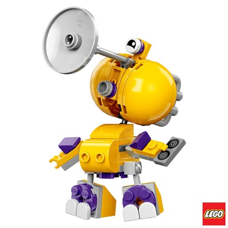 41562 - LEGO Mixels - Trumpsy, Não se aplica, A partir de 06 anos, 54, 03 meses, Lego