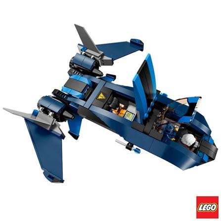 76022 - LEGO Super Heroes - X-Men Contra a Sentinela, Não se aplica, A partir de 06 anos, 336, 03 meses, Lego