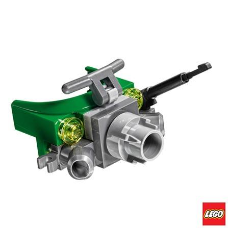 76048 - LEGO Super Heroes - Ataque de Submarino do Caveira de Ferro, Não se aplica, A partir de 07 anos, 335, 03 meses, Lego