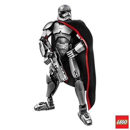 75118  LEGO Star Wars - Capitao Phasma, Não se aplica, A partir de 07 anos, 82, 03 meses, Lego