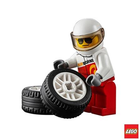 60113 - LEGO City - Carro de Rally, Não se aplica, A partir de 05 anos, 104, 03 meses, Lego