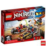 70600 - LEGO Ninjago - Perseguicao de Motocicleta Ninja