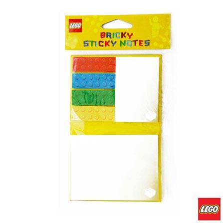LEGO Bloco de Notas, Não se aplica, A partir de 04 anos, 1, 03 meses, Lego